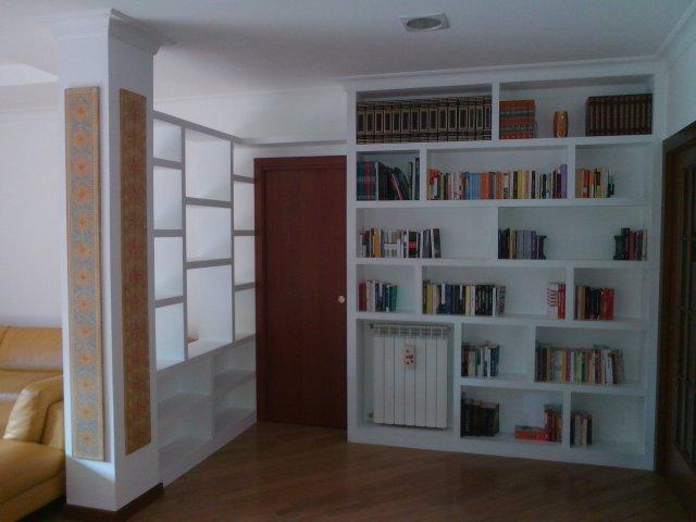 Librerie in cartongesso